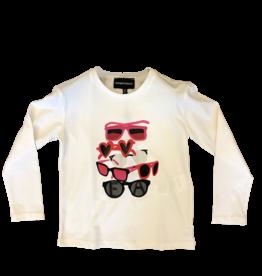 Armani T-shirt brillen