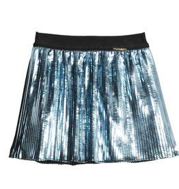 Twinset rok zwart blauw