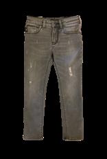 Armani jeans broek grijs 5-pocket