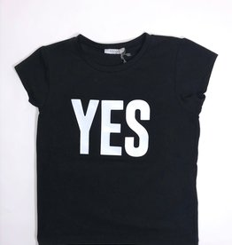 Liu Jo t-shirt 3D zwart