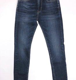 Le temps des cerises skinny jeans donker blauw