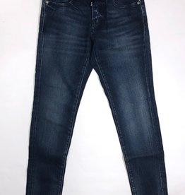 Le temps des cerises basic jeans blauw