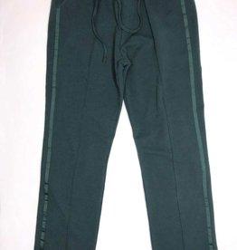 Uniform DD broek zijband donker groen mod33