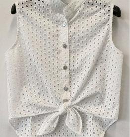 RTB blouse ecru zm