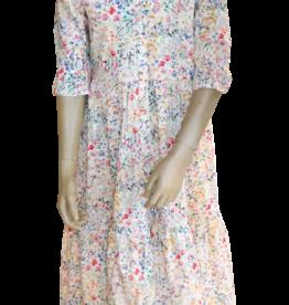 Scapa jurk lang bloemetjes