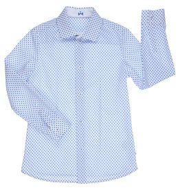 Gymp hemd wit blauw bootjes ahoi