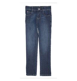 Gymp 5 pocket jeans  blauw