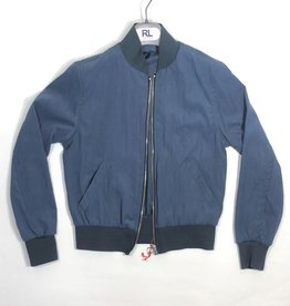 Red Limit bomber blauw