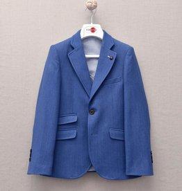 Varones blazer blauw