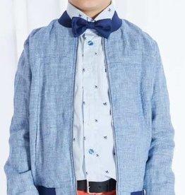 Blue Bay hemd Cedric palm