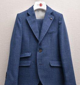 Varones kostuum azulblauw