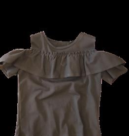 T-Love T-shirt zwart frons