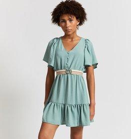 Indee jurk groen