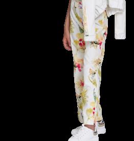 Emie broek bloemdessin