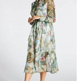 Blue Bay jurk floral libby