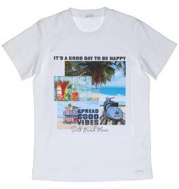 Gymp T-shirt strand dessin
