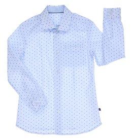 Gymp hemd lichtblauw dessin cyril