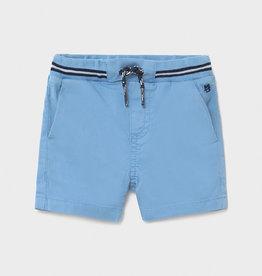 Mayoral short twill blauw