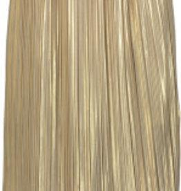Noali rok lang goud plisse