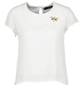 Noali top blouse voile ecru