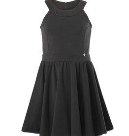 Kocca jurk zwart verl taille