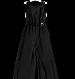 Liu Jo jumpsuit donkerblauw vhals
