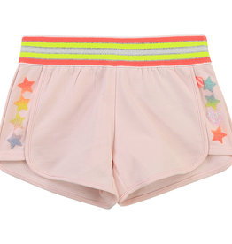 Billieblush short sweat zacht rose