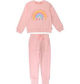 Billieblush jogging set rose happy