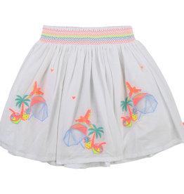 Billieblush rok wit kleurtjes