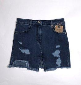 Patrizia Pepe jeans rok destroyed