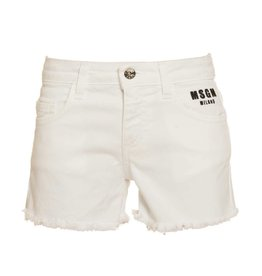 MSGM short 5-pocket wit hotpants