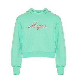 MSGM hoodie mint groen