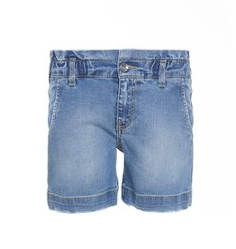 MSGM short jeans hoge taille