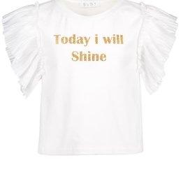 "Elsy T-shirt ""today i will shine"""