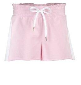 Elsy short sweatstof roze
