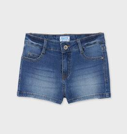 Mayoral basis jeans short meisjes