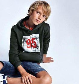 Mayoral hoodie donker grijs 95
