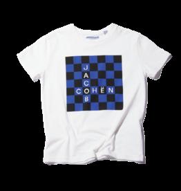 Jacob Cohen T-shirt racing cobalt