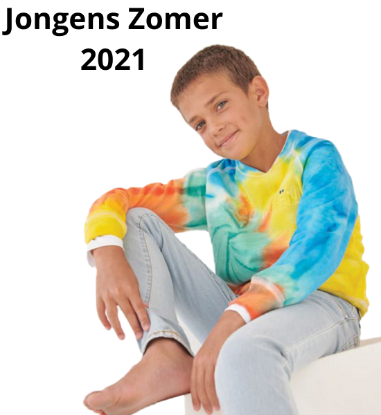 Jongens Zomer kleding