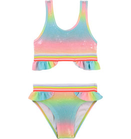 Billieblush bikini strepen kleuren