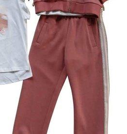 Chloe broek roest bij gilet passend