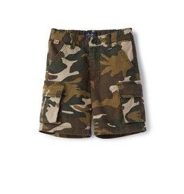 Il gufo bermuda short camouflage
