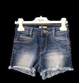Liu Jo short jeans uitgerafeld