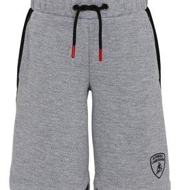 Lamborghini short grijs en zwart