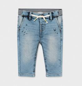 Mayoral jeans broek jgs met print