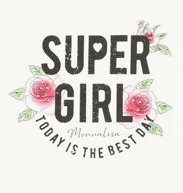 Monnalisa t-shirt super girl