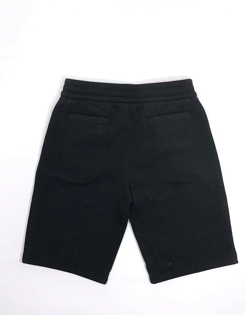 Armani short zwart sweatstof