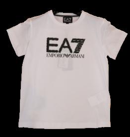 Armani T-shirt wit EA7