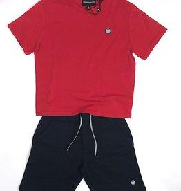 Armani T-shirt rood basis