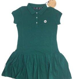 JOTT jurk groen polojurk